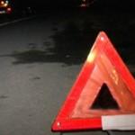 Ночью в Черновцах перевернулся микроавтобус