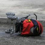 В Чернівцях збили чоловіка з дитячим візочком