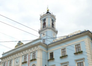 ратуша черновцы