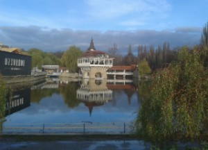 парк жовтневий
