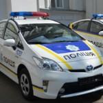 ДТП з поліцейським пріусом в Чернівцях 17 02 2017