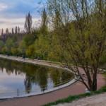 Парку Жовтневий пропонують створити план розвитку