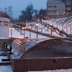 Чернівчан запрошують на Водохреще на площі Пресвятої Марії