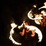 Презентація нового фаєр-шоу від Тіней вогню в Чернівцях 21 04 2018