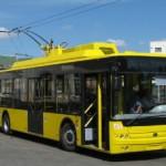Графік руху тролейбусу №11 в Чернівцях