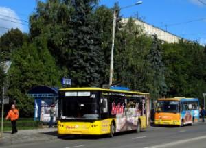 троллейбус 1