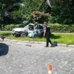 ДТП за участі таксі в Чернівцях 20 07 2018