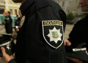 полиция нашивка